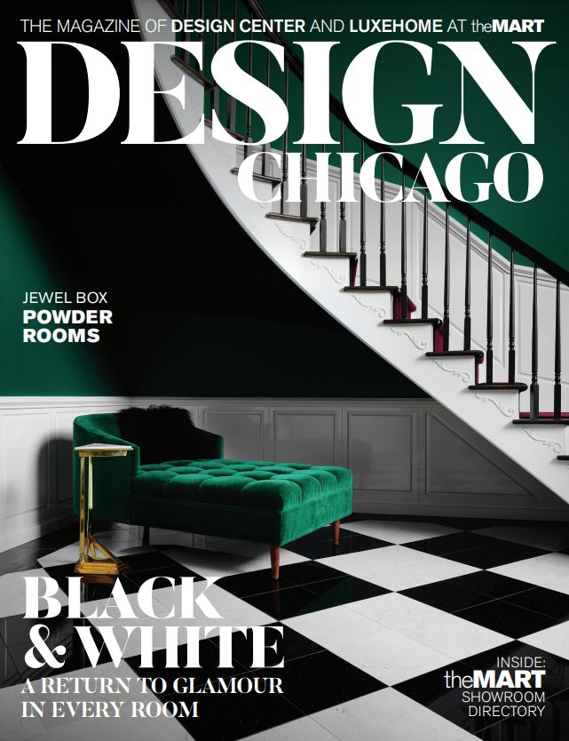 D-CHICAGO - Mag - VOL2 - ISS2 - Cover1